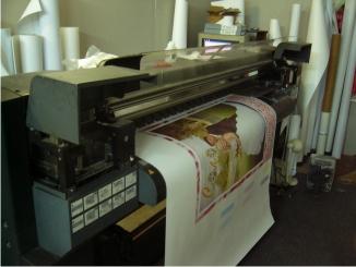 Принтер интерьерный