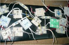 Светодиодные модули различных производителей
