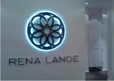 Интерьерная вывеска Rena Lange